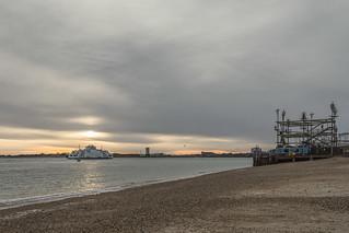 Isle of Wight Transport/passenger Ferry