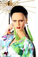 Future Geisha (FBJDcollector) Tags: rdgdoll coco latina geisha fashion fashiondoll colorpop 16 resin dollresin doll fbjd