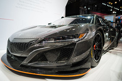 Acura NSX at the New York International Auto Show NYIAS (nan palmero) Tags: newyork unitedstates us sony acura