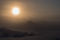 Morning at Finse (hanschristian_nielsen) Tags: norge skiferie hardangervidda finse winter norway sunrise morning