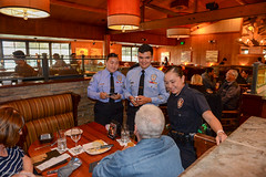 20180412-CJTipACop-LAPD-Devonshire-Cadets-JDS_0332 (Special Olympics Southern California) Tags: athletes claimjumper devonshire giving lapd letr northridge restaurant socal specialolympics specialolympicssoutherncalifornia tipacop fundraiser