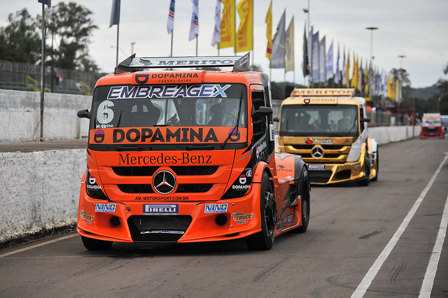 Wellington Cirino - Foto: Duda Bairros/Copa Truck