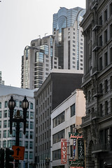 In the City (benakersphoto) Tags: sanfrancisco california architecture city cityscape history historic detail colour colourful color style white light art street streets building old urban digital world