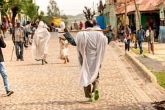 Aksum Street (Rod Waddington) Tags: africa african afrique afrika äthiopien aksum tigray streetphotography street people traditional group ethiopia ethiopian ethnic etiopia ethnicity ethiopie etiopian culture cultural shamma