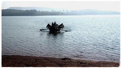 (ben oït) Tags: passeur barque boat odisha orissa
