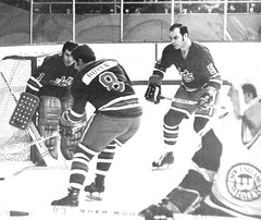 Winnipeg Jets vs New England Whalers (vintage.winnipeg) Tags: winnipeg manitoba canada vintage history historic sports winnipegjets