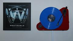 These violent delights have violent ends. (allremixes) Tags: westworld ramin djawadi soundtrack vinyl collection