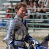 A Knight sans Helmet (Kevin MG) Tags: renfaire renaissancefaire renaissance faire irwindale outdoor daytime recreation event costumes period knight joust armor