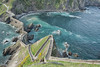 Escaleras al cielo (Teresa Esteban) Tags: bilbao sanjuandegaztelugatxe escaleras mar azul agua camino vizcaya paisvasco