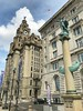 Liver Building and Cunard Building, Pier Head, Liverpool, England (PaChambers) Tags: architecture pierhead liver liverbuilding liverbird portofliverpool port rivermersey mersey unesco seagull museum cunard liverpool england uk northwest greatbritian urban maritime city europe scouse