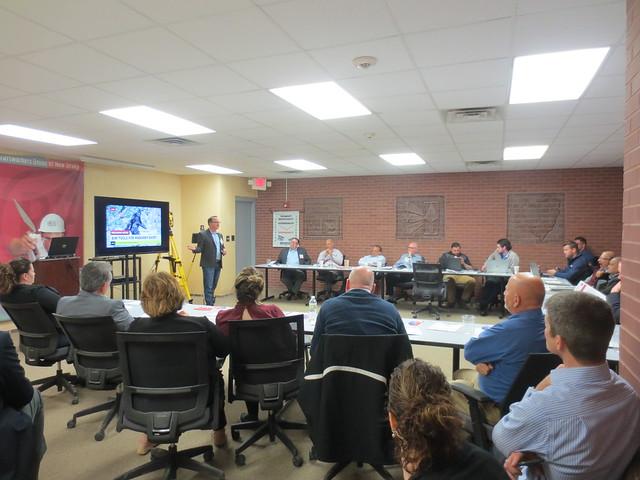 BIM-M Symposium, April 17, 2018 at the Association Office