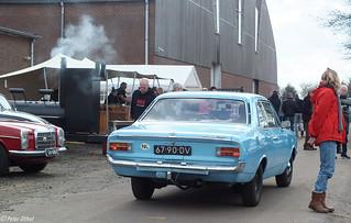 1967 OPEL Rekord-C 1700