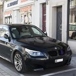BMW M5 E60 thumbnail