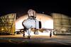 RAF Phantom FGR2 (Chris Gilligan) Tags: raf wattisham heritage centre suffolk has phantom hunter fighter jet cold war nightshoot timeline events nikon d7000