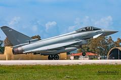 Eurofighter Typhoon FGR.4 (Savvas Savvaidis) Tags: raf eurofighter ef2000 typhoon fgr4