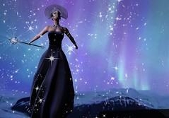 PREY - Borealis (AIM's Annual Earth Hour) (catsrage17) Tags: algesdesigns argrace exquisite glamaffair kastlerockcouture lelutka maitreya mayfly nn persefona prey zoz