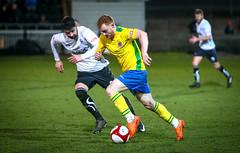 BL9U3199 (Stefan Willoughby) Tags: bamber bridge fc football club v hyde united march 2018 eco stik evostik league division 1 north non sir tom finned stadium lancashire