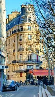 557 Paris en Février 2018 - rue René Boulanger