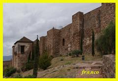 Alcazaba (fr@nco ... 'ntraficatu friscu! (=indaffarato)) Tags: spagna spain españa espanya espana andalusia andalucía malaga