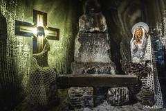 Mine de sel de TurdaJ-7 apuseni-1666 (Philippe Murtas Watch my albums) Tags: roumanie romania croyance vierge jesus croix hotel sel mine minedesal minedeseldeturda turda belief virgin cross salt saltmine saltmineofturda