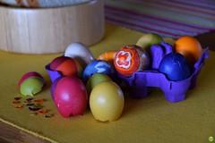 Easter fun :) (petrOlly) Tags: easter ostern wielkanoc eastereggs egg eggs object objects food foodporn europe europa germany deutschland easter2018