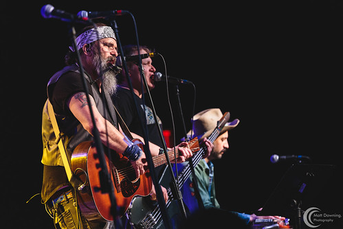 Steve Earle & The Dukes - 3.24.17 - Hard Rock Hotel & Casino Sioux City