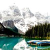 #A10 Summer is almost here. (briolette001) Tags: canadianrockymountain mountains morainelake alberta albertacanada canada canadarockymountains