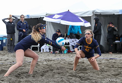 PAC-12 North Invitational 2018-FT4I2686 (Pacific Northwest Volleyball Photography) Tags: beachvolleyball ncaa pac12 pac12bvb alkibeach seattle