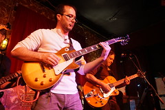 DSC09445 (NYC Guitar School) Tags: nyc guitar school brooklyn new york city nycgs performance way station rock band music live bass drums open mic 2018 april