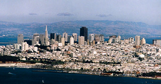 San Francisco -- Before Too Many Skyscrapers