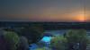 Airial Sunrise - 041318-064301 (Glenn Anderson.) Tags: djimavicpro morning outdoor sky cloud skyscape solar serene landscape reflection sunset cloudsstormssunrisesandsunsets waynesbouroughpark clouds calm trees dawn broadcasttowers