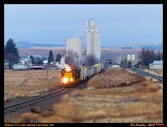 pcc-lacrosse-wa-1-2-2018a (funnelfan) Tags: train railroad railway shortline locomotive pnw pacificnorthwest watco washington palouse