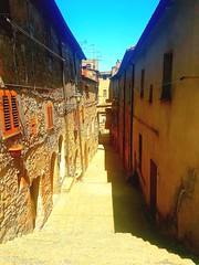 Scalinata, Volterra (PI)
