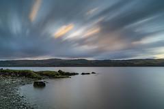 Loch Awe Sunset (Callum C. Laird) Tags: scotland loch awe long exposure clouds water sky sunset landscape scottish