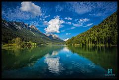 Hintersteiner See 14-08-2017 (Henk Zwoferink) Tags: gemeindescheffauamwildenkais tirol oostenrijk gemeindescheffauamwildenkaiser at natuur berg water henk zwoferink