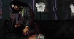 .avid reader (Aced Acid) Tags: genesislab lelutka ikon izzie sintklia ascend kunglers bueri ittybittyboop zoz maitreya vtech secondlife sl rp roleplay harrypotter slytherin mischiefmanaged xinyen formal ic male longhair femme androgynous fantasy modernfantasy magic wizard teenager boy student suit blazer