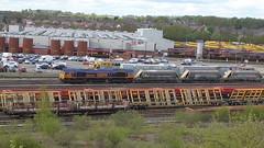 66773 (66760 David Gordon Harris) Tags: gbrf 66773 class66 6v09 tinsleyyard cotonhill toton