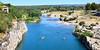 Summer on the River Garde, France (M McBey) Tags: river gard gardon south france boating swimming canoe blue sun enjoyment