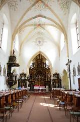 Annabergi kirik (anuwintschalek) Tags: nikond7000 18140vr austria niederösterreich annaberg kirik church kirche interiour kevad frühling spring 2018 may altar hochaltar laemaal deckengemälde
