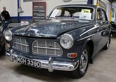 MGH 339D (Nivek.Old.Gold) Tags: 1966 volvo 122s 1780cc amazon aca