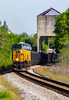 Newnan,GA (Kyle Yunker) Tags: csx coal tower newnan es44ah awp train