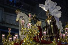 Nstr. Pdr. Jesús en su Presentación al Pueblo (pabloppl) Tags: sevilla misterio semanasanta hermandaddesanbenito devoción martessanto
