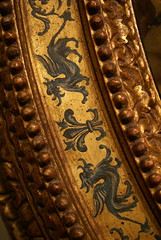 DSC08169 (washuugenius) Tags: photo seattle seattleartmuseum sam museum art ancientart italian frame beast painting adorationofthechristchild