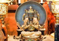 Guru Rinpoché au Daishō-in Temple ..Miyajima Island..Japon (geolis06) Tags: geolis06 asia asie japan japon 日本 2017 itsukushima miyajima daishōin temple bouddhisme buddhism religion island île misen mont montagne statue padmasambhava gururinpoché