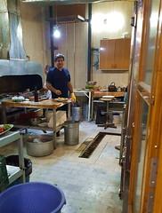 de keuken - the kitchen (peter.velthoen) Tags: kitchen people iran doroud keuken restaurant eten voedsel smakelijketen mensen kok koken gastronomie onderweg dorud
