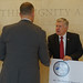 "President George W. Bush Foundation Check Presentation • <a style=""font-size:0.8em;"" href=""http://www.flickr.com/photos/76663698@N04/41101268321/"" target=""_blank"">View on Flickr</a>"