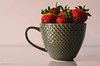 89 ~ 365 (BGDL) Tags: lightroomcc nikond7000 bgdl afsnikkor50mm11 no6~3652018 niftyfifty fruit strawberries cup healthy