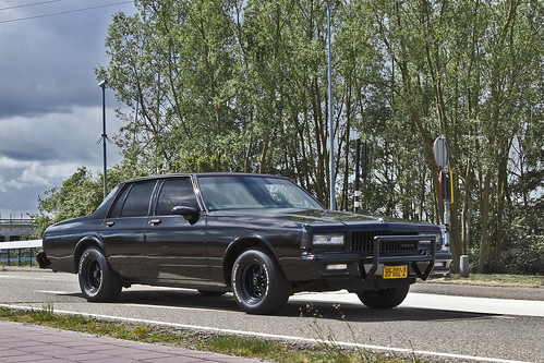 Chevrolet Caprice Classic Sedan 250 Automatic 1978 (1140)