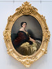 Portrait of Sofia Naryshkina by Franz Xavier Winterhalter (Svetla (ribonka 78)) Tags: painting russia petersburg stpetersburg museum masterpiece