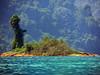 Isle monster (markb120) Tags: island isle monster beast monstrosity ogre bluegreen forest jungle lake water loch lough mere flood